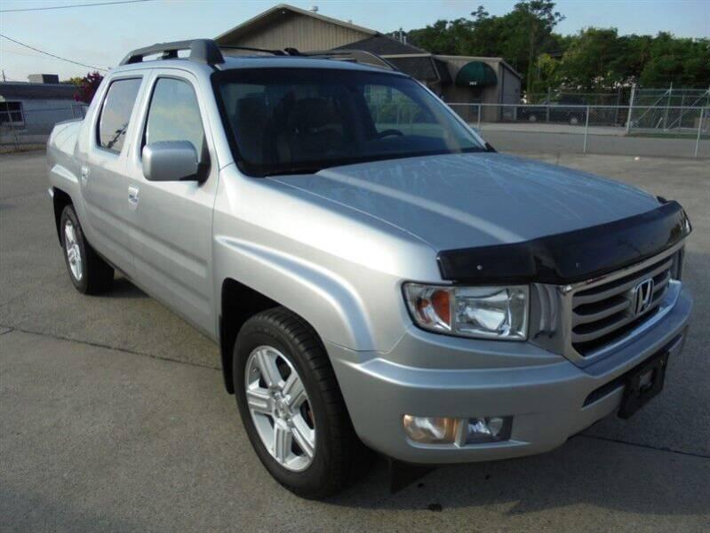 2012 Honda Ridgeline for sale at PIONEER AUTO SALES LLC in Cleveland TN
