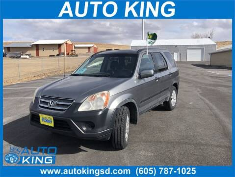 2006 Honda CR-V for sale at Auto King in Rapid City SD