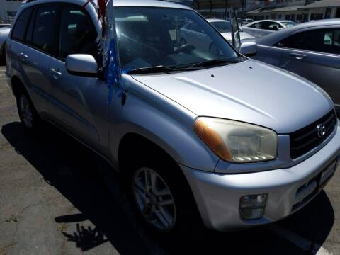2002 Toyota RAV4 for sale at Best Deal Auto Sales in Stockton CA