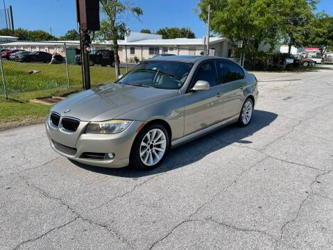 2009 BMW 3 Series for sale at Ultimate Autos of Tampa Bay LLC in Largo FL