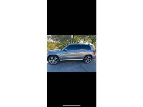 2014 Mercedes-Benz GLK for sale at STANLEY FORD ANDREWS in Andrews TX