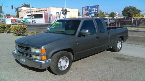 1994 Chevrolet C/K 1500 Series for sale at Larry's Auto Sales Inc. in Fresno CA