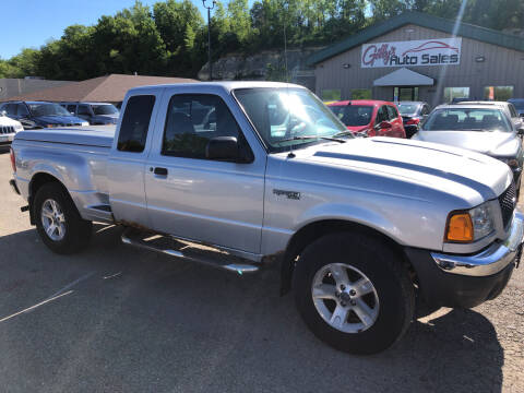 2002 Ford Ranger for sale at Gilly's Auto Sales in Rochester MN