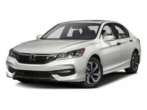 2016 Honda Accord for sale at Auto Finance of Raleigh in Raleigh NC