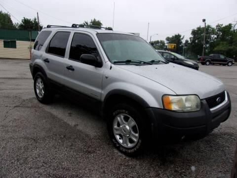 2002 Ford Escape for sale at Car Credit Auto Sales in Terre Haute IN