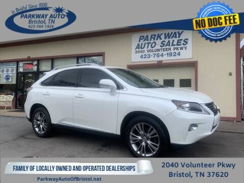 2014 Lexus RX 350 for sale at PARKWAY AUTO SALES OF BRISTOL - PARKWAY AUTO JOHNSON CITY in Johnson City TN