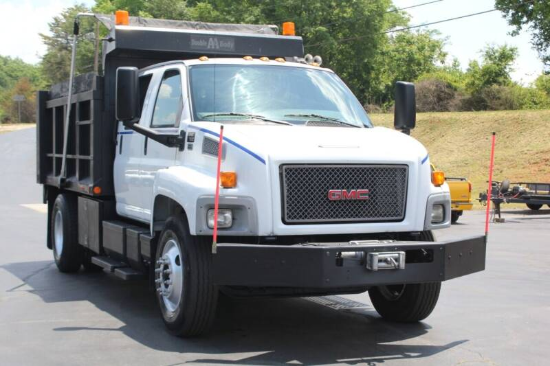 2007 GMC C7500 for sale at Baldwin Automotive LLC in Greenville SC