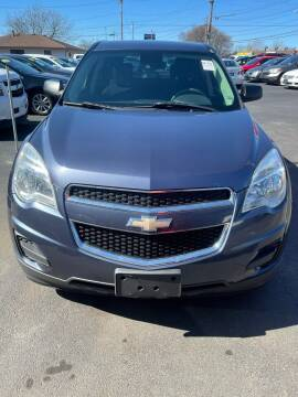 2013 Chevrolet Equinox for sale at Right Choice Automotive in Rochester NY