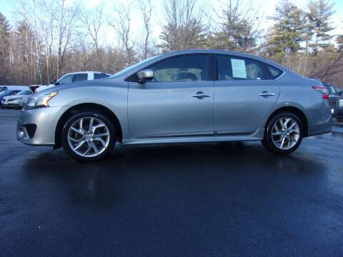 2014 Nissan Sentra for sale at Mark's Discount Truck & Auto Sales in Londonderry NH