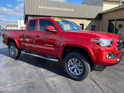 2018 Toyota Tacoma for sale at C Pizzano Auto Sales in Wyoming PA