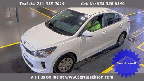 2020 Kia Rio for sale at Serra Of Jackson in Jackson TN