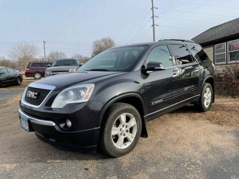 2007 GMC Acadia for sale at WINDOM AUTO OUTLET LLC in Windom MN