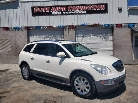 2012 Buick Enclave for sale at Elite Auto Connection in Conover NC