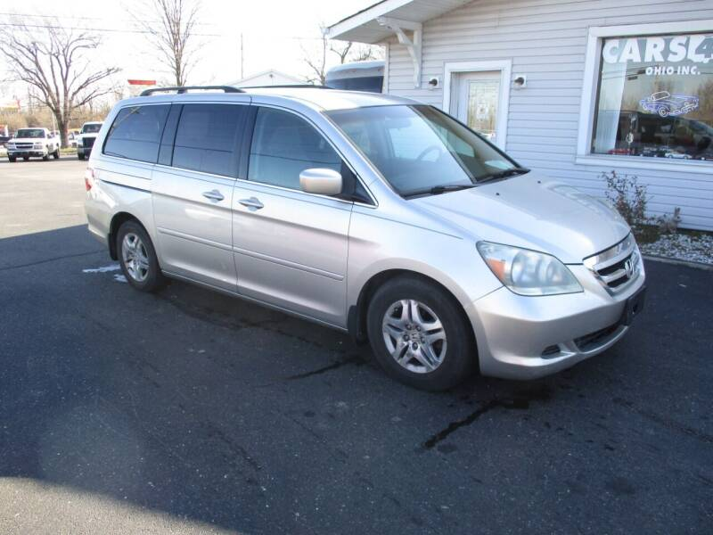 2007 Honda Odyssey for sale at Cars 4 U in Liberty Township OH