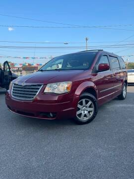 2010 Chrysler Town and Country for sale at Auto Budget Rental & Sales in Baltimore MD