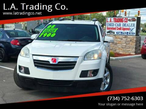 2008 Saturn Outlook for sale at L.A. Trading Co. in Woodhaven MI