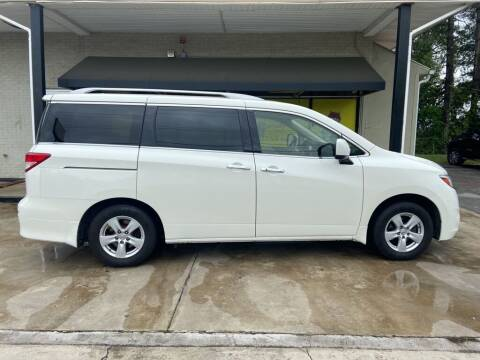 2016 Nissan Quest for sale at Family Auto Sales of Johnson City in Johnson City TN