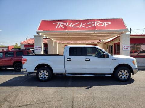 2009 Ford F-150 for sale at TRUCK STOP INC in Tucson AZ