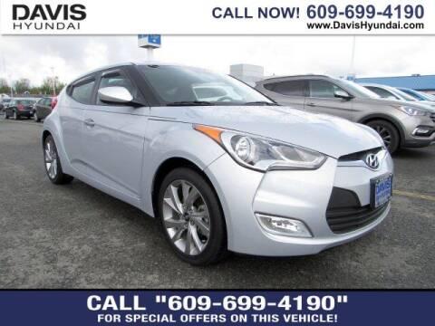 2017 Hyundai Veloster for sale at Davis Hyundai in Ewing NJ
