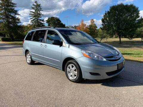 2010 Toyota Sienna for sale at 100% Auto Wholesalers in Attleboro MA