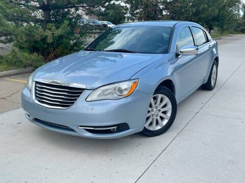 2014 Chrysler 200 for sale at A & R Auto Sale in Sterling Heights MI
