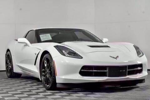 2019 Chevrolet Corvette for sale at Chevrolet Buick GMC of Puyallup in Puyallup WA