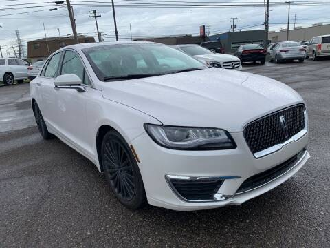 2019 Lincoln MKZ for sale at M-97 Auto Dealer in Roseville MI