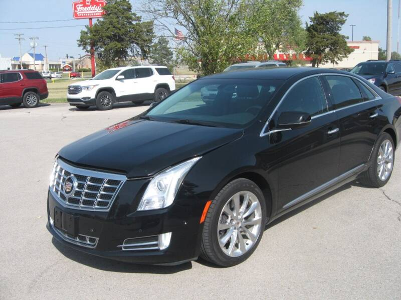 2014 Cadillac XTS for sale at Jim Tawney Auto Center Inc in Ottawa KS