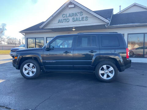 2011 Jeep Patriot for sale at Clarks Auto Sales in Middletown OH