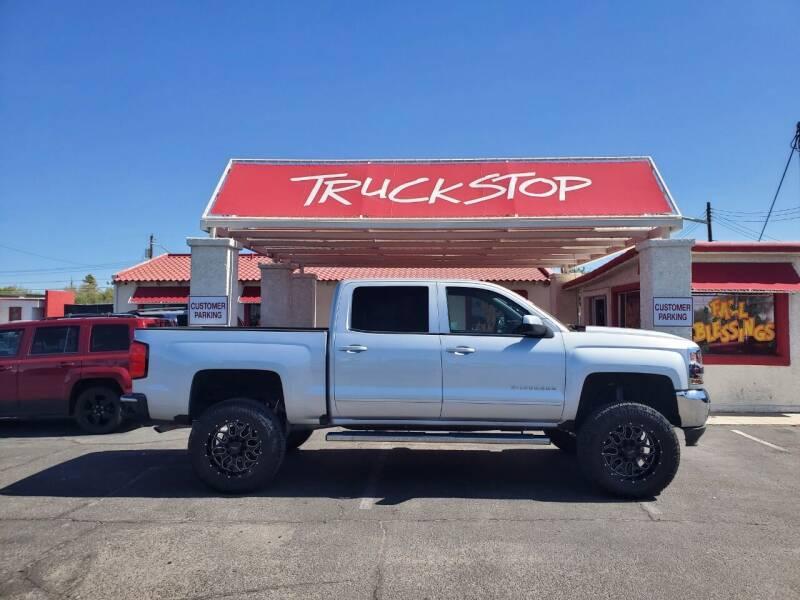 2017 Chevrolet Silverado 1500 for sale at TRUCK STOP INC in Tucson AZ