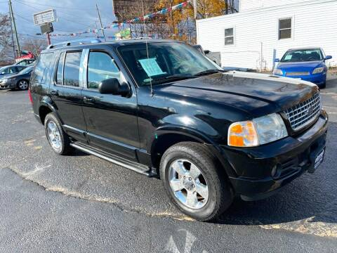 2003 Ford Explorer for sale at Certified Auto Exchange in Keyport NJ