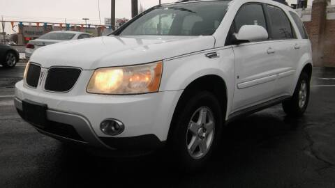 2006 Pontiac Torrent for sale at Motor City Idaho in Pocatello ID