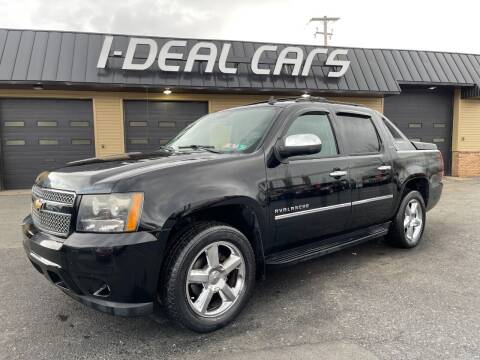 2011 Chevrolet Avalanche for sale at I-Deal Cars in Harrisburg PA