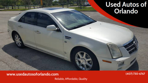 2008 Cadillac STS for sale at Used Autos of Orlando in Orlando FL
