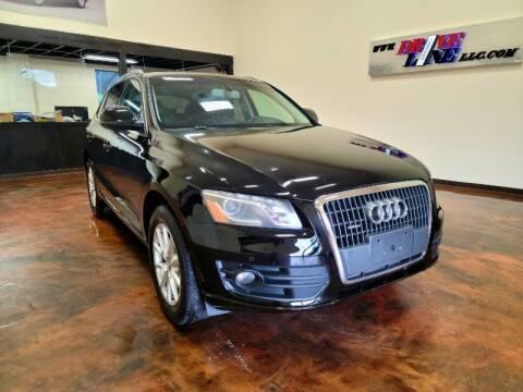 2012 Audi Q5 for sale at Driveline LLC in Jacksonville FL