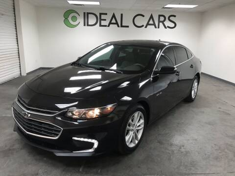 2018 Chevrolet Malibu for sale at Ideal Cars Atlas in Mesa AZ