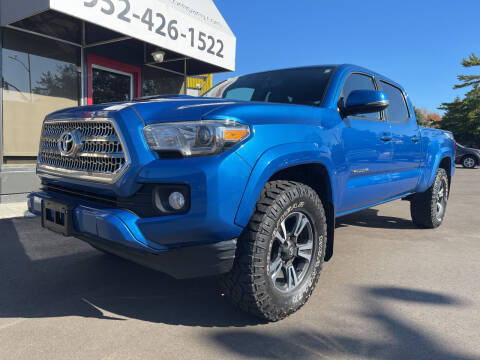 2017 Toyota Tacoma for sale at Mainstreet Motor Company in Hopkins MN