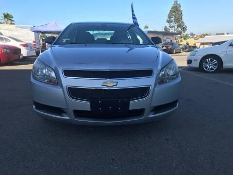 2011 Chevrolet Malibu for sale at Gold Coast Motors in Lemon Grove CA