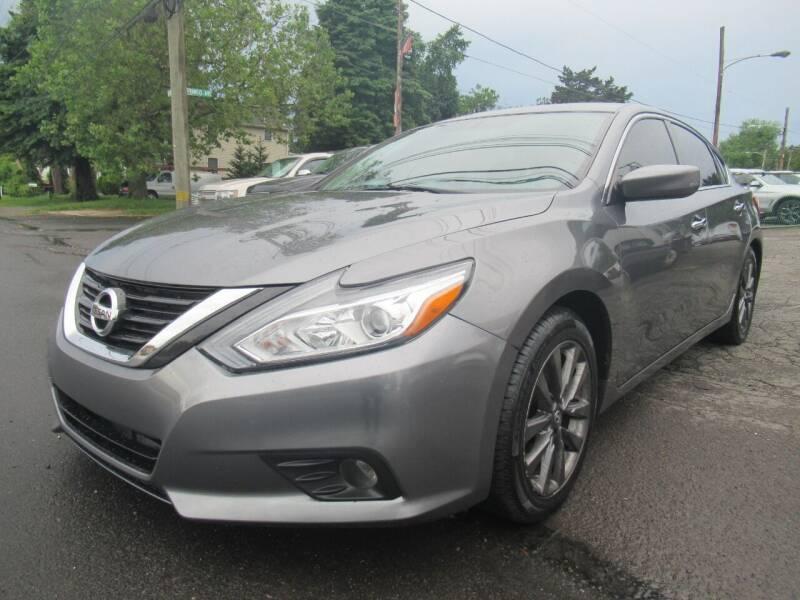 2017 Nissan Altima for sale at PRESTIGE IMPORT AUTO SALES in Morrisville PA