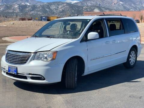 2014 Chrysler Town and Country for sale at Lakeside Auto Brokers in Colorado Springs CO