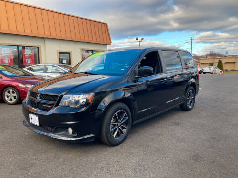 2019 Dodge Grand Caravan for sale at Majestic Automotive Group in Cinnaminson NJ