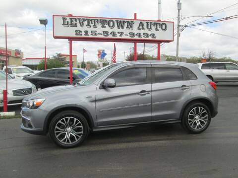 2016 Mitsubishi Outlander Sport for sale at Levittown Auto in Levittown PA