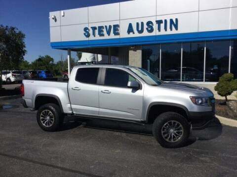 2018 Chevrolet Colorado for sale at Austins At The Lake in Lakeview OH