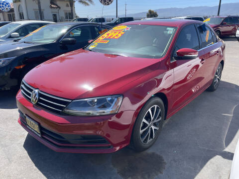 2017 Volkswagen Jetta for sale at Soledad Auto Sales in Soledad CA