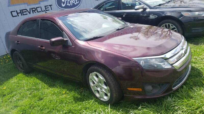 2011 Ford Fusion for sale at Yousif & Sons Used Auto in Detroit MI