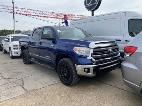 2015 Toyota Tundra for sale at Direct Auto in D'Iberville MS
