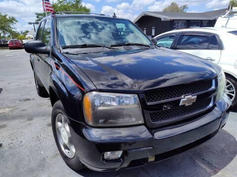 2008 Chevrolet TrailBlazer for sale at Celebrity Auto Sales in Port Saint Lucie FL