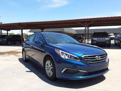 2017 Hyundai Sonata for sale at Kansas Auto Sales in Wichita KS