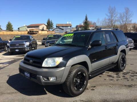 2003 Toyota 4Runner for sale at Delta Car Connection LLC in Anchorage AK