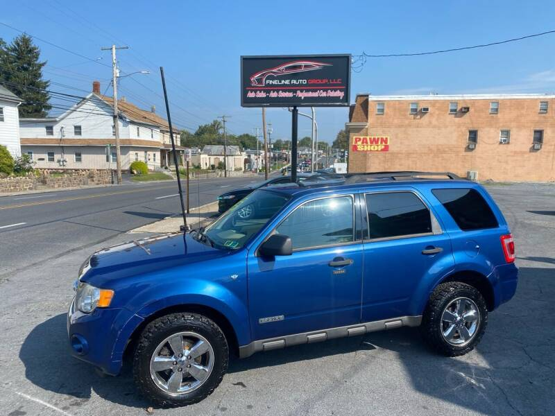 2008 Ford Escape for sale at Fineline Auto Group LLC in Harrisburg PA